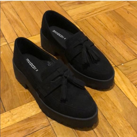 H\u0026M Shoes | Hm Platform Loafers | Poshmark